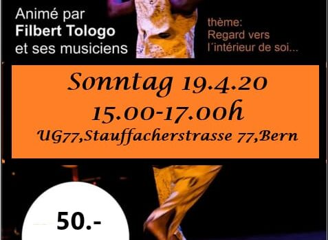 stage dance africaine